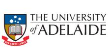 The University of Adelaide's logo